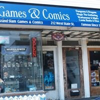 Grand Slam Games & Comics