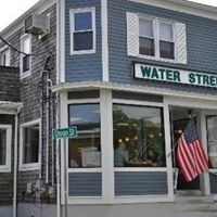 Water Street Cafe in Plymouth, Ma