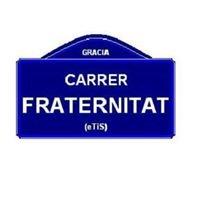 Carrer Fraternitat de Dalt