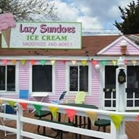 Lazy Sundaes Ice Cream