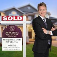 Real Estate Services by John Rice 616-951-4663 Bhhsmi Michigan Real Estate