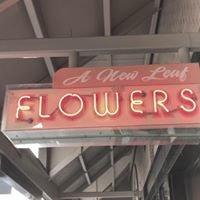 A New Leaf Flower Shoppe