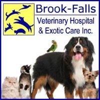 Brook-Falls Veterinary Hospital & Exotic Care