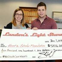 Landon's Light Show