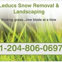 Leducs Snow Removal and landscaping