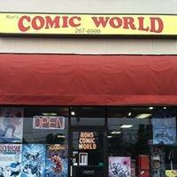 Ron's Comic World