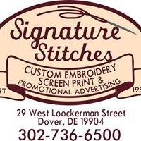 Signature Stitches