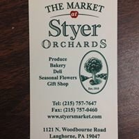 The Market At Styers