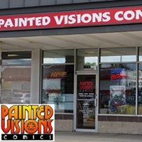Painted Visions Comics, Cards and Games