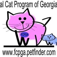 Auction Page Benefiting the Feral Cat Program of Georgia