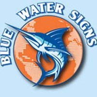 Blue Water Signs
