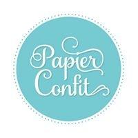 Papier Confit