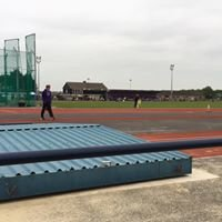 Horspath Road Athletics Track