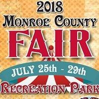 Monroe County Fair   WI