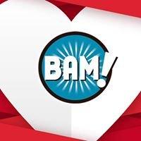 Bam Entertainment Center
