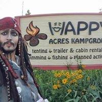 Happy Acres Kampground