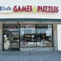 3 Trolls Games & Puzzles