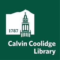 Castleton University's Calvin Coolidge Library