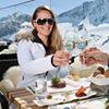 Restaurant Schaufelspitz, Stubaier Gletscher