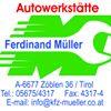 KFZ- Müller