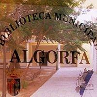 Biblioteca  Municipal  Algorfa