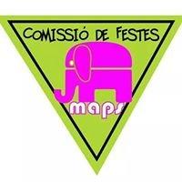 MAPS Comissió de Festes Marià Aguiló - Pons i Subirà