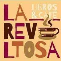 La Revoltosa, libros y café