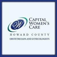 Capital Women's Care Howard County