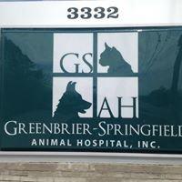 Greenbrier-Springfield Animal Hospital