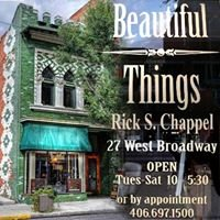 Beautiful Things On Broadway