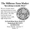 Millstone Farm Market
