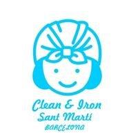 Clean & Iron Sant Martí-Ciutat Vella