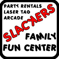 Slacker's Family Fun Center with Laser Tag