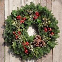 Oregon Mountain Wreaths