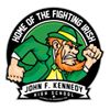 John F. Kennedy High School, Home of the Fighting Irish
