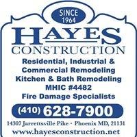 Hayes Construction Company