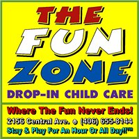 The Fun Zone Drop-In Child Care