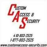 Custom Access & Security