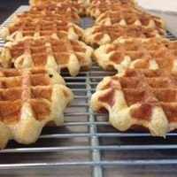 BelgiQue Sugar Waffles