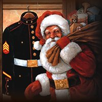 Maine's Marines-Toys For Tots