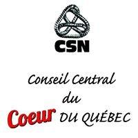 Conseil central du Cœur du Québec - CSN