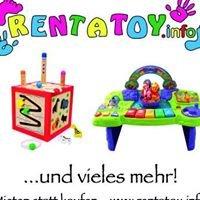 RentaToy- online Spielzeugverleih