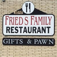 Frieds Family Restaurant