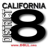 California District 8 Little League