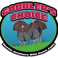 "MARTIN BROTHERS-GOBBLERS' CHOICE WILD GAME CALLS -  by:  J.D. ""PECK"" MARTIN"