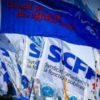 Syndicat SCFP 3300 IUCPQ - Hôpital Laval