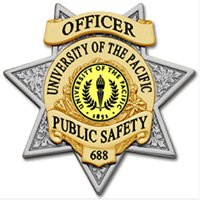 University of the Pacific, Sacramento Campus Public Safety Department.