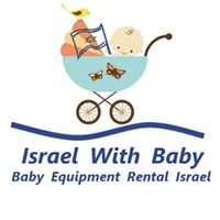 Israel with baby