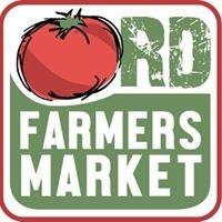 Ord Farmers Market