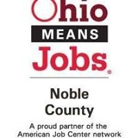 Ohio Means Jobs Noble County
